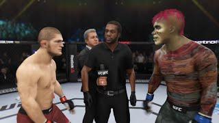 Khabib vs. El Chupa (EA Sports UFC 3)