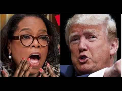 AFTER OPRAH SABOTAGES TRUMP ON 60 MINUTES PRESIDENT'S BRUTAL SURPRISE SHOCKS HER AND CBS!