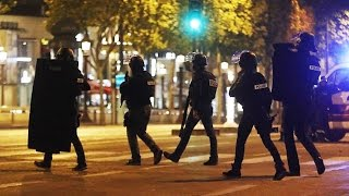 Terrorist Murders Police In Paris