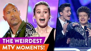 MTV Awards 2019: Most Funny And Awkwardly Unexpected Moments   ⭐ OSSA Radar