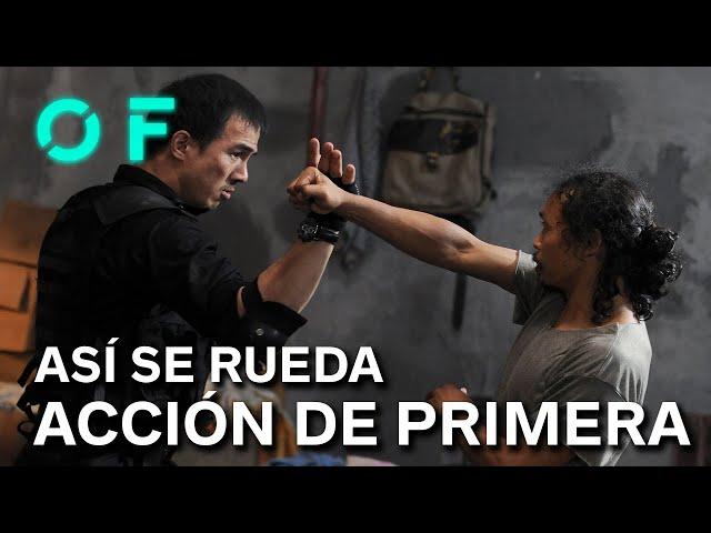 CÓMO RODAR ACCIÓN DE PRIMERA: La saga THE RAID convierte las peleas en OBRAS DE ARTE