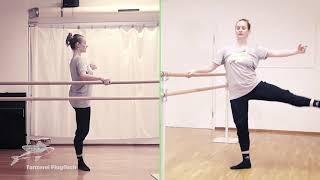 Ballett: Aleksandras Stange 07 – Fondu & Adagio