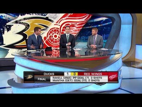 NHL Tonight: Ducks winless streak: Analyzing Ducks` 12 game winless streak Jan 15, 2019