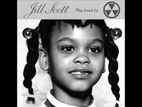 Jill Scott - The Fact Is (T.R.A.R. Vocal)