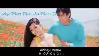 Bechain Mera Ye Dil Hai With Lyrics