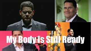 My Body is Still Ready - A Reggie Tribute