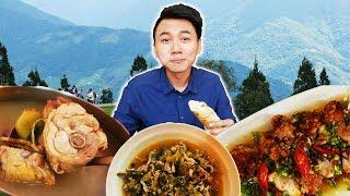 """""""Mắc khén"""" của người Hoa & nhiều món lạ  Ăn sập Đài Loan #12"""