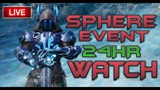 FORTNITE EVENT LIVE  - ICE KING SPHERE EVENT PROGRESSING - SPHERE IS A IN GAME COUNTDOWN CLOCK