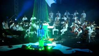 "Antony & the Johnsons live in Roma "" Cut the world"""