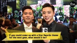 Star Awards Insider with Tay Ping Hui, Xu Bin, Aloysius & many more!