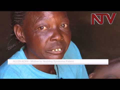 'Hope for 800 Nodding Syndrome victims in  Uganda'