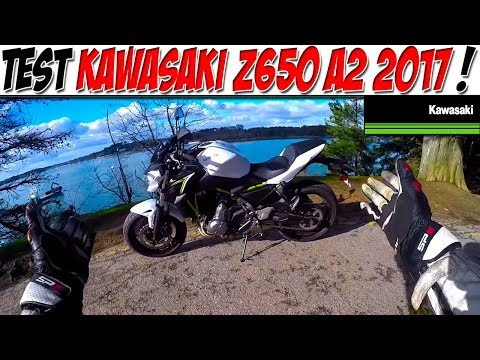 KAWASAKI Z650 35KW A2