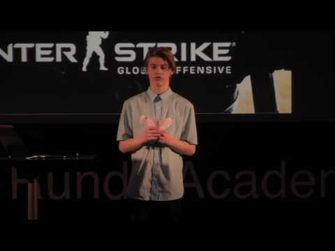 Let Your Kids Play First Person Shooter Games | Zander Clay | TEDxRundleAcademy