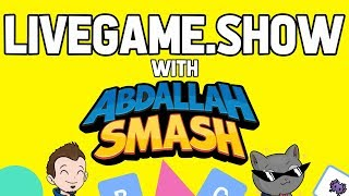 LIVEGAME.SHOW With Abdallah! FREE Online Multiplayer Mobile App! 1.9.19