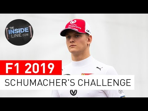 Image: WATCH: When will Mick Schumacher make it to F1?