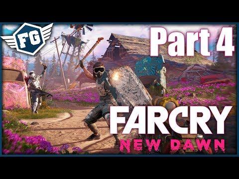 ZÁCHRANA PEJSKA A NOVÝ RÁJ - Far Cry: New Dawn #4