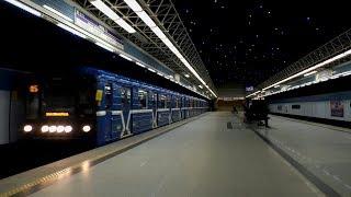 Minsk metro 60fps