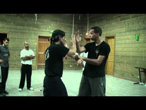 Jeet Kune Do Trapping with a Biul Tze attack