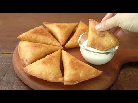 YUM: Crispy Cheese Chicken Quesadilla :: Tortilla Recipe