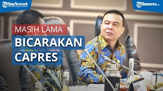 Prabowo Subianto Diminta Maju Pilpres 2024, Sufmi Dasco Sebut Gerindra Tak Bicara soal Capres