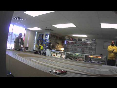 Race Haven Hobbies Slot Car Track