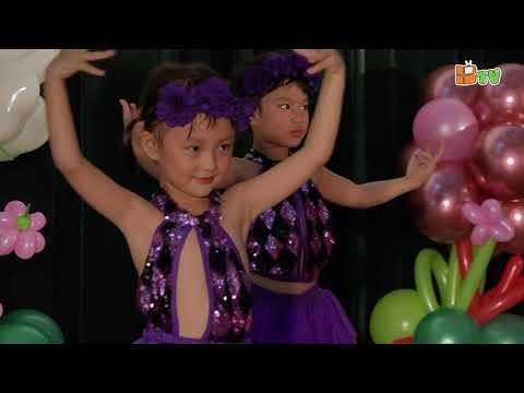 Flamenco Dance kids -No face No name No number