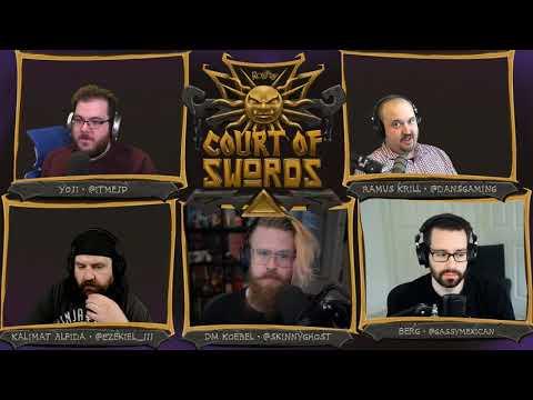 RollPlay - Court of Swords - S4 - Week 76, Part 1 - Godhood
