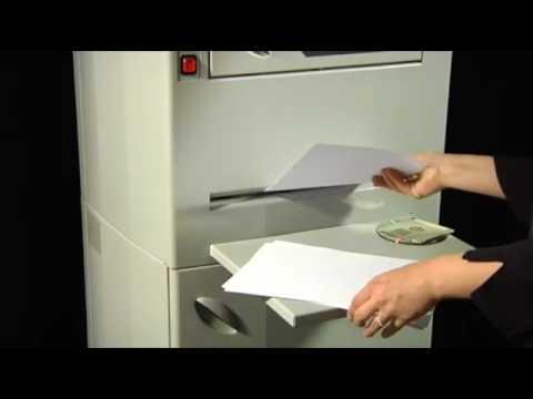 Video of the KOBRA 400 WB Shredder