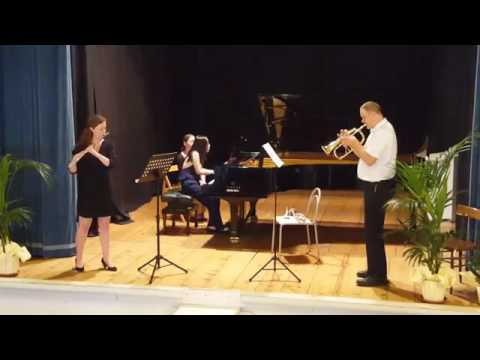 Movt 2 of Croation Trio excerpt performed in Italy 2016