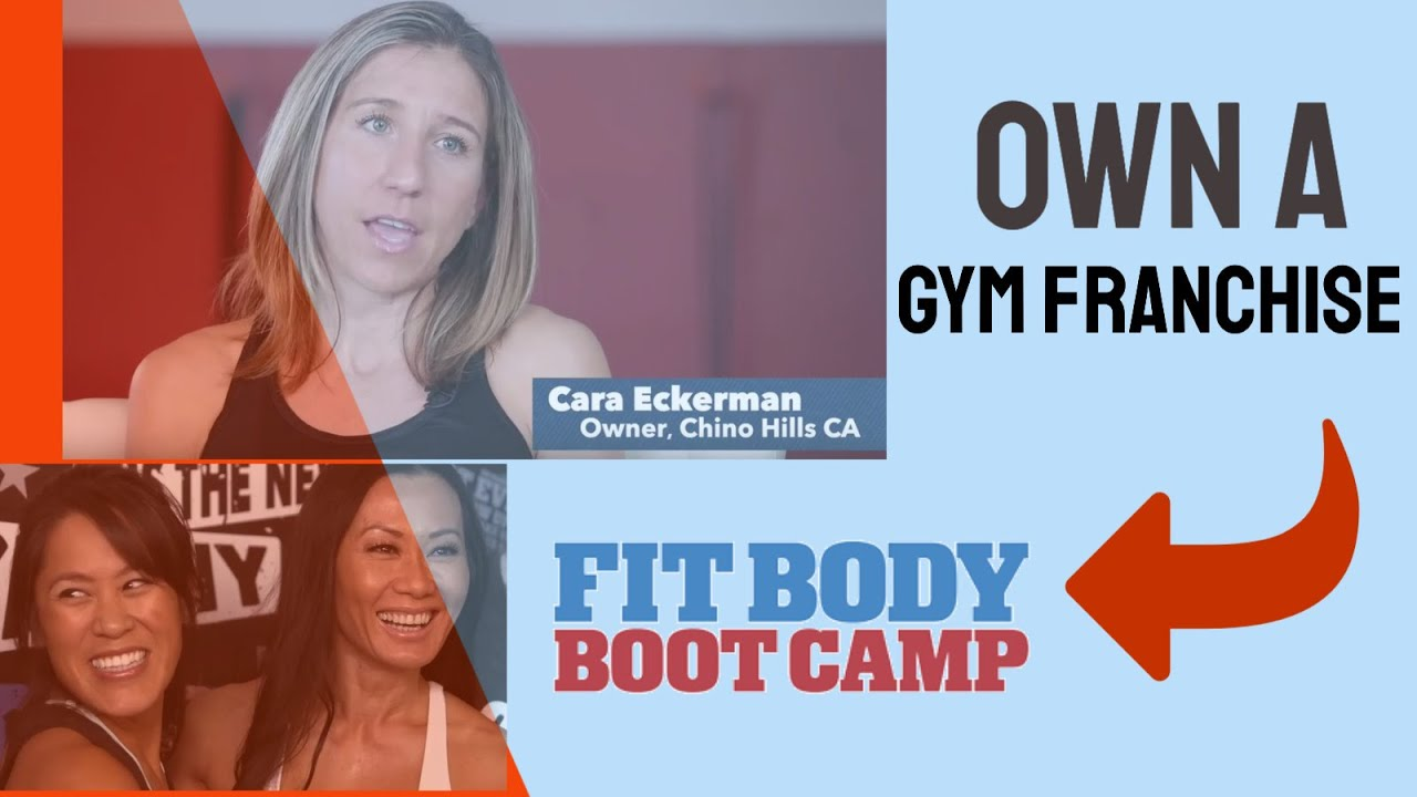 Fit Body Boot Camp Personal Training Franchise Opportunity