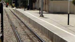 preview picture of video 'SNTF Algeria: 060 DP 05 leaving Boufarik'