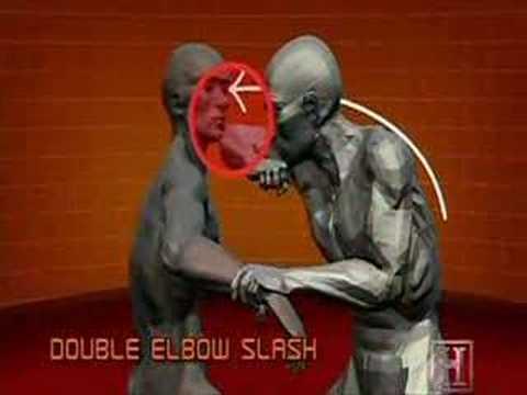 Human Weapon Pradal Serey - Double Elbow Slash