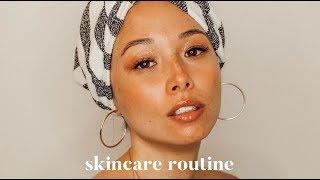 My Updated Nighttime Skincare Routine   Aja Dang
