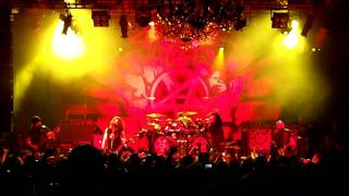 Anthrax Earth on Hell Live 11-05-11 Fillmore In Charlotte