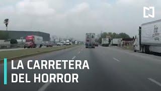 Desapariciones en la carretera Monterrey - Nuevo Laredo: El Triángulo de las Bermudas - En Punto
