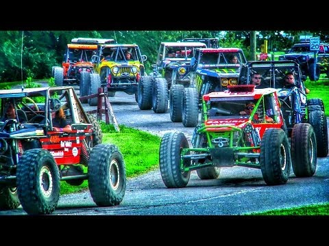 Bill Baird Motorsports - ULTRA4 race at Badlands Attica IN. 2014