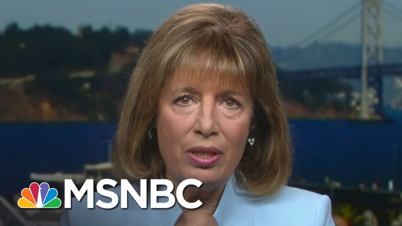 Rep. Jackier Speier: Devin Nunes Is A 'Puppet Of The President' | For The Record | MSNBC thumbnail