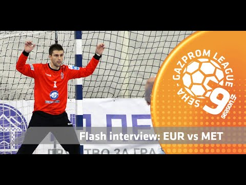 Flash interview: Eurofarm Rabotnik vs Metaloplastika