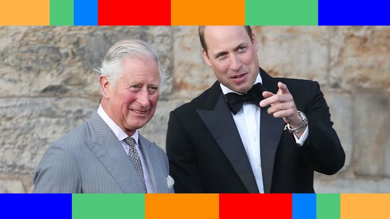 Prince Charles  cette raison pour laquelle il est si fier de son fils, le prince William