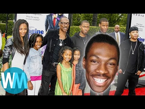 Top 10 Celebrities With TOO MANY Kids