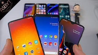 Top 7 BEST Smartphones To BUY Early 2019!