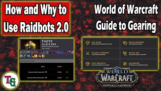 What's the Best Gear for your Character in World of Warcraft?
