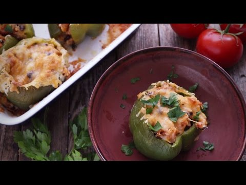How to Make Mexican Stuffed Peppers | Weeknight Recipes | Allrecipes.com