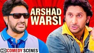 Back To Back Comedy Scenes of Arshad Warsi | Dhamaal - Mr.Joe B. Carvalho -Maine Pyaar Kyun Kiya
