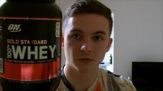 Supplemente im Test - Gold Standard 100% Whey Protein