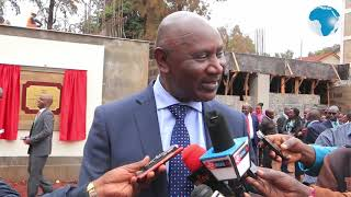 Auditor General launches Embu regional office