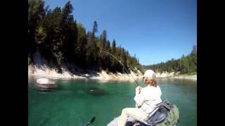 Fly Fishing Glacier National Park | Flathead River | Bigfork Anglers