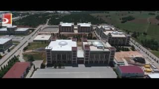 bilecik şeyh edebali üniversitesi merkez gülümbe kampüsü görüntüleri