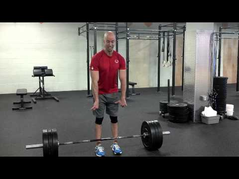 Paused Deadlift