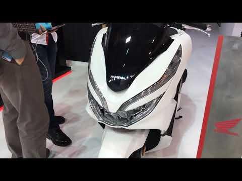 2018 Honda PCX 125 | Motobike Istanbul 2018